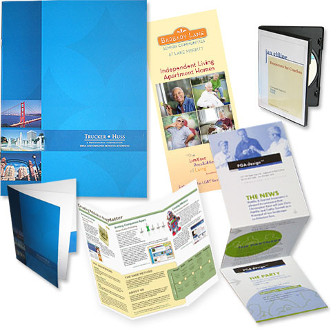 Folios Brochures